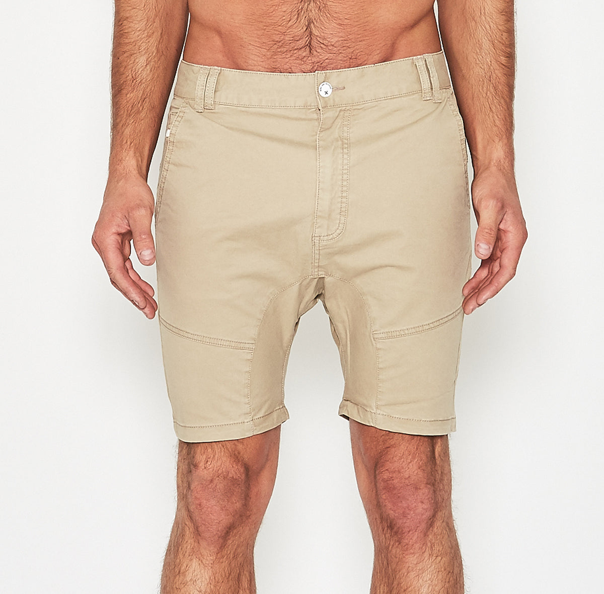 NxP Flight Shorts - Combat Straw - Forestwood Co