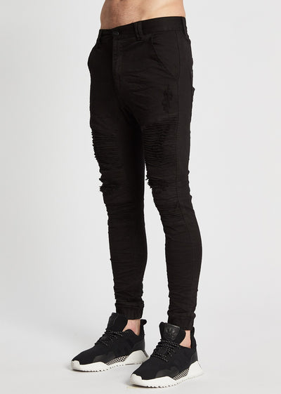 NxP Hell Cat Pant - Black - Forestwood Co