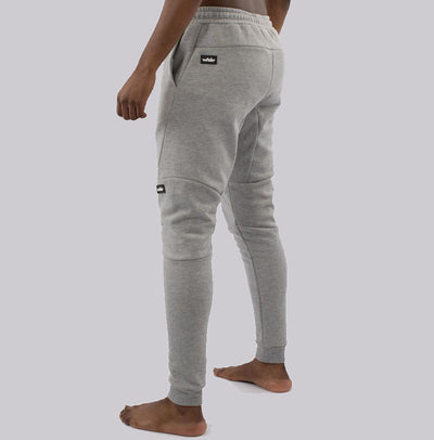 WNDRR Hoxton Trackpant - Grey Marle - Forestwood Co