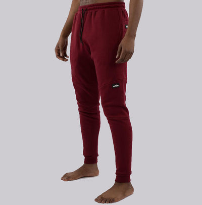 WNDRR Hoxton Trackpant - Burgundy - Forestwood Co