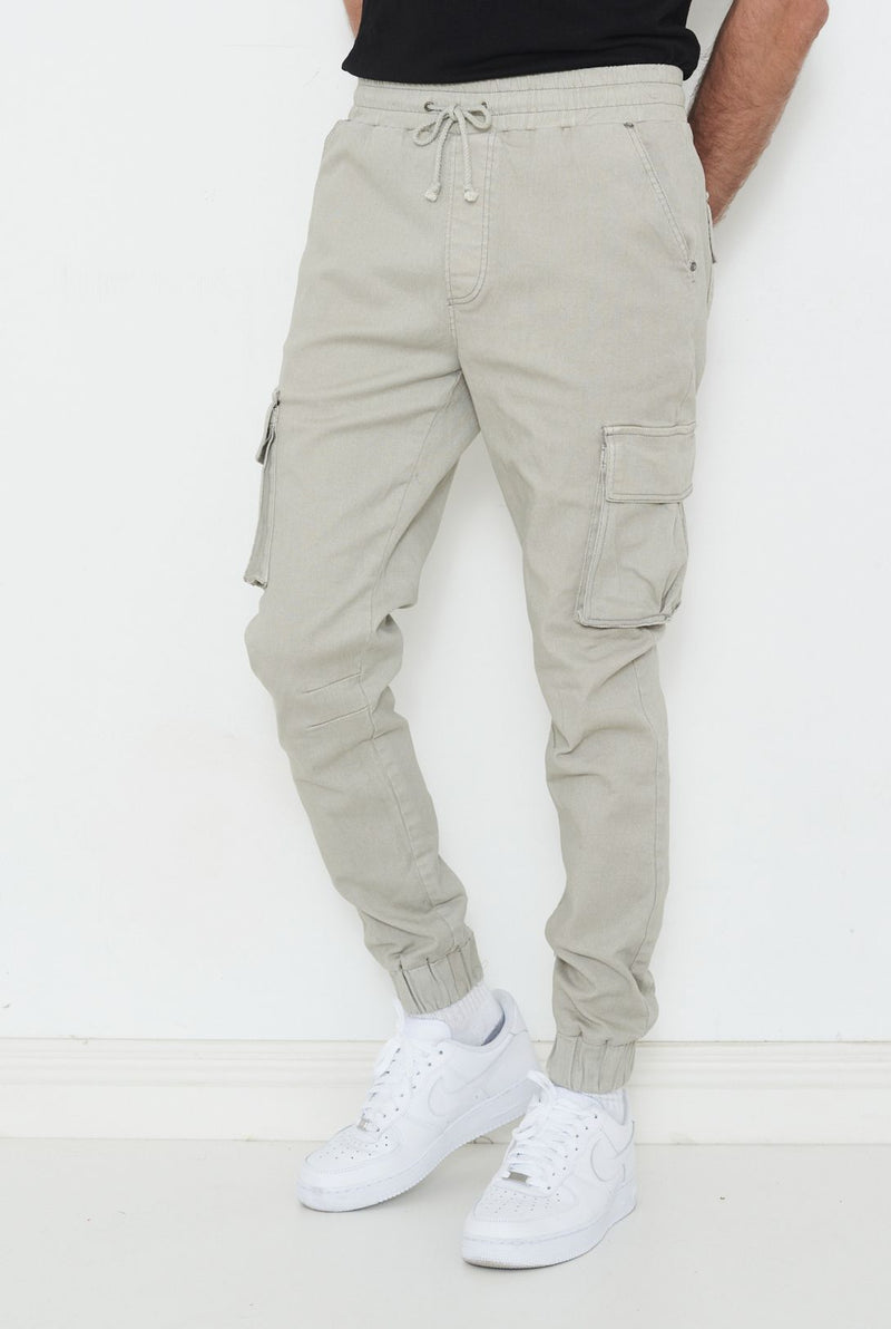 NANA JUDY Prime Jogger - Washed Grey