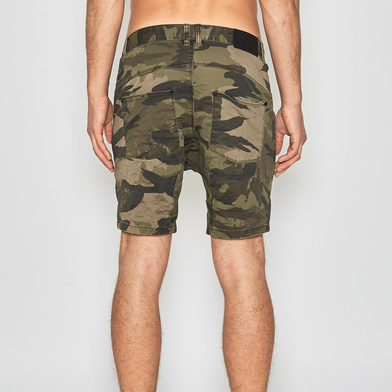 KSCY Messiah Short - Camo - Forestwood Co