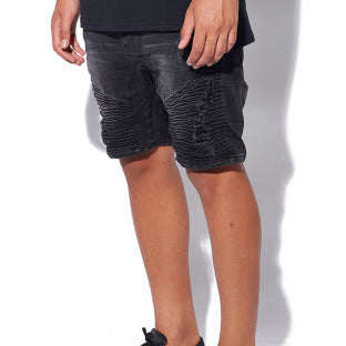 KSCY Zeppelin Shorts - Jet Black - Forestwood Co