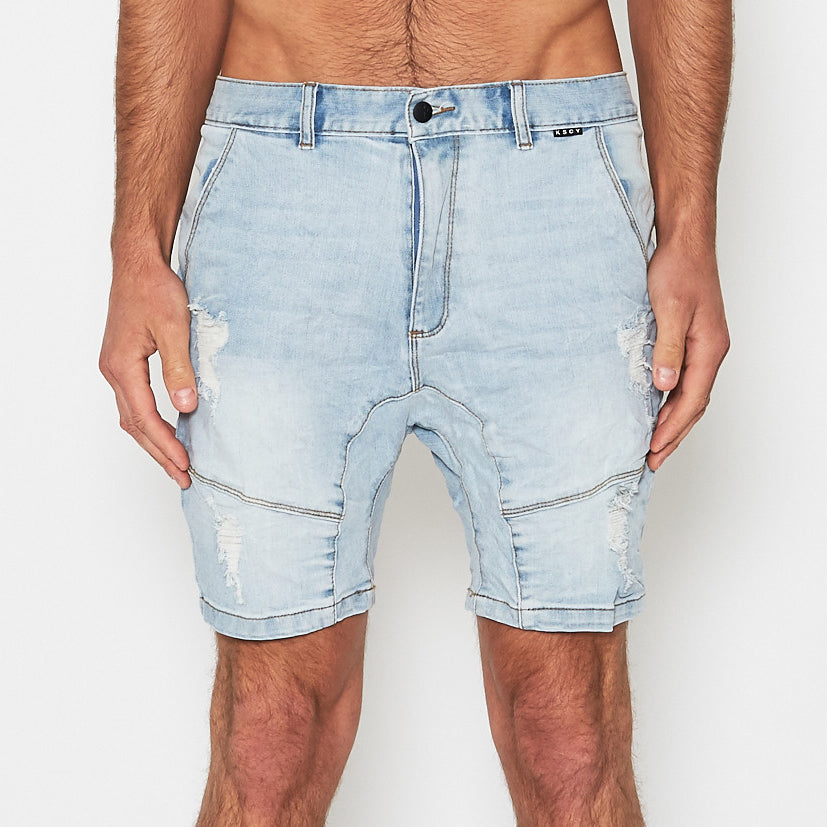 KSCY Messiah Shorts - Heritage Blue - Forestwood Co