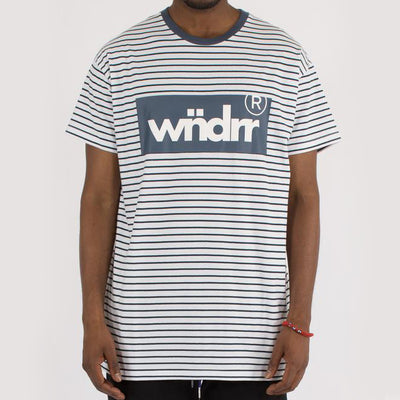 WNDRR Ministry Stripe Tee - Forestwood Co