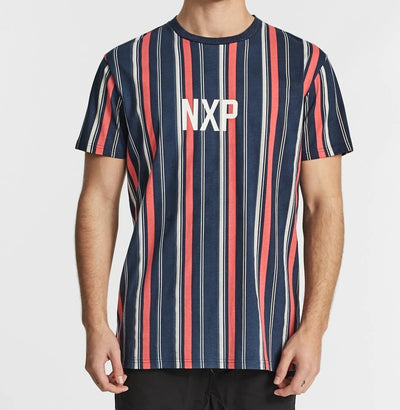 NXP Multiply Stripe Tee - Forestwood Co