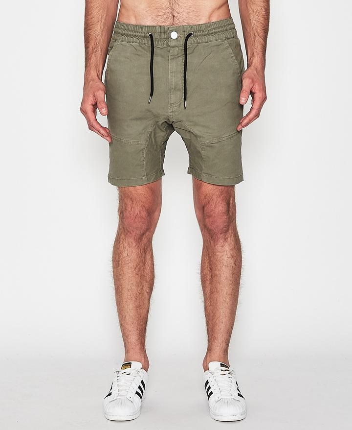 NxP Commander Short - Dusty Olive - Forestwood Co