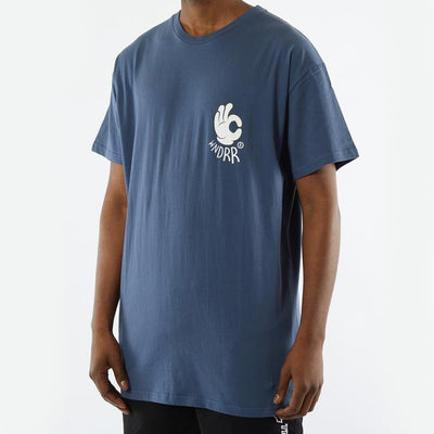 WNDRR Nifty Tee - Navy - Forestwood Co