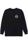 Afends Pac Longsleeve - Black - Forestwood Co