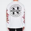 Nomadic Pharoah Longsleeve - Forestwood Co