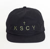 KSCY Pipeline Nylon Snapback - Black - Forestwood Co