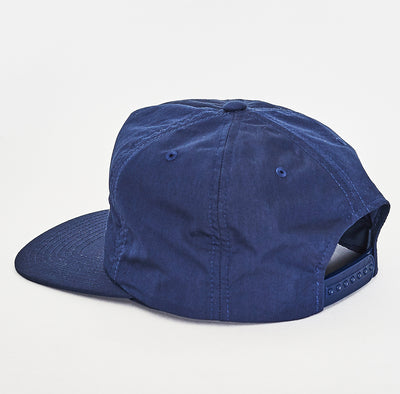 KSCY Pipeline Nylon Snapback - Navy - Forestwood Co