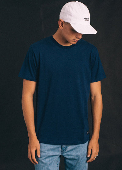 Afends Plain Standard Fit - Indigo - Forestwood Co