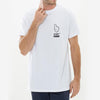 WNDRR Point Tee - White - Forestwood Co