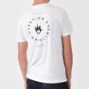 Afends Question Tee - White - Forestwood Co