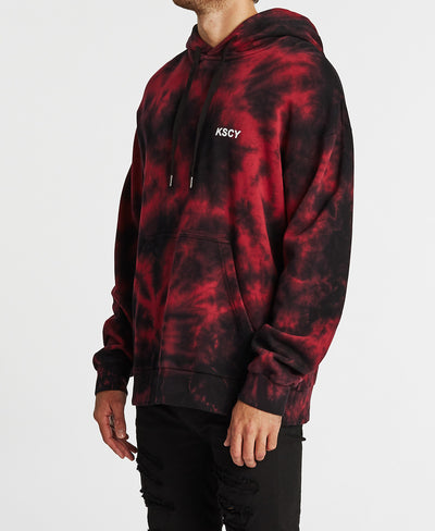 KSCY Reflection Hooded Sweat