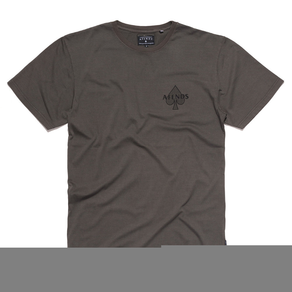 Afends Rise Above - Distressed Black - Forestwood Co