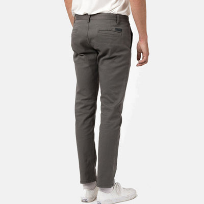 Afends Rival Chino - Charcoal - Forestwood Co