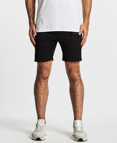 NxP Sabre Shorts - Black - Forestwood Co