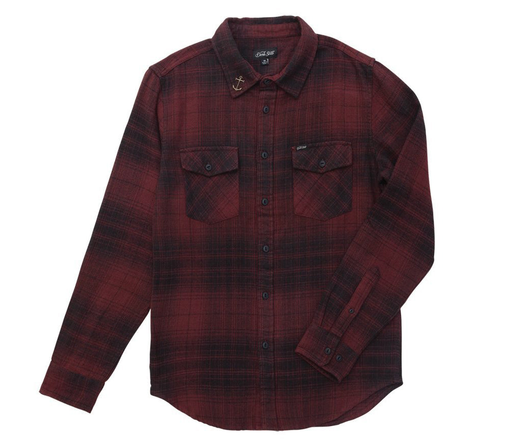 DARKSEAS Salt Creek Flannel - Forestwood Co