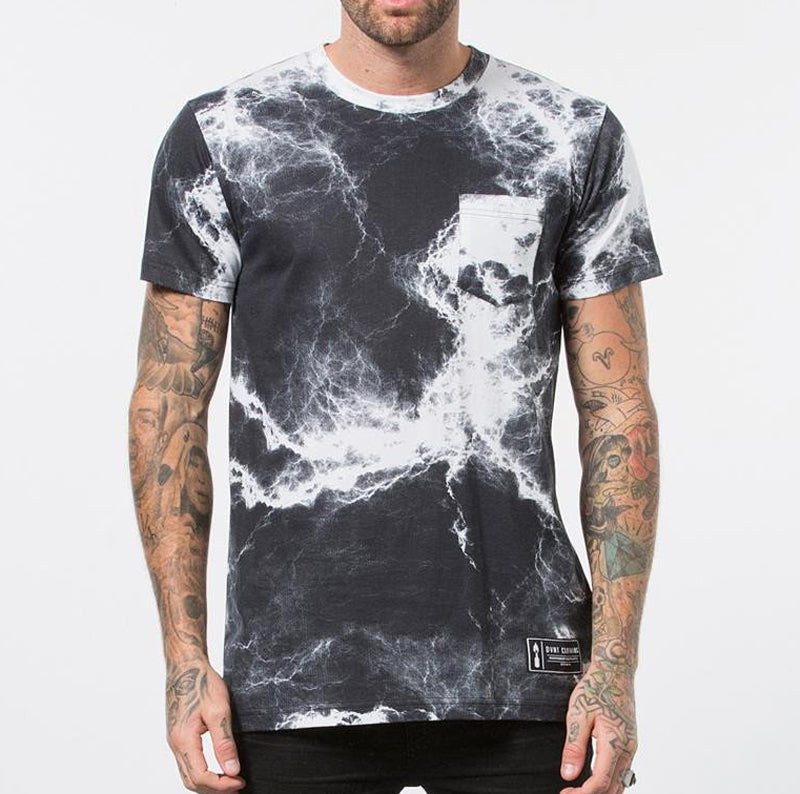 DVNT Over Smoke Tee - Forestwood Co