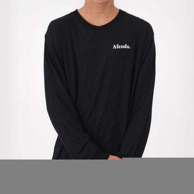 Afends Strike Hemp Longsleeve - Forestwood Co