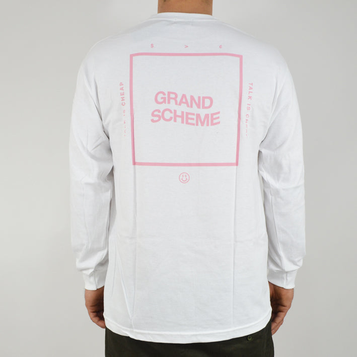 Grand Scheme - Talk is Cheap Longsleeve - Forestwood Co