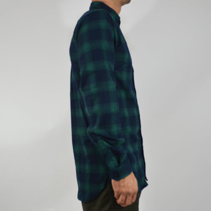 Grand Scheme Tartan - Green - Forestwood Co