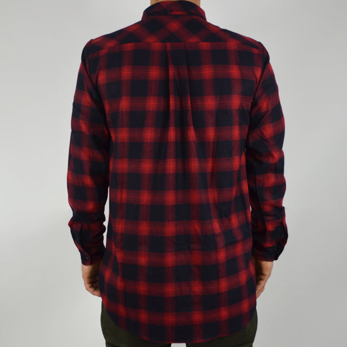 Grand Scheme Tartan - Red - Forestwood Co