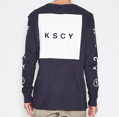 KSCY The City Longsleeve - Pigment Ink - Forestwood Co