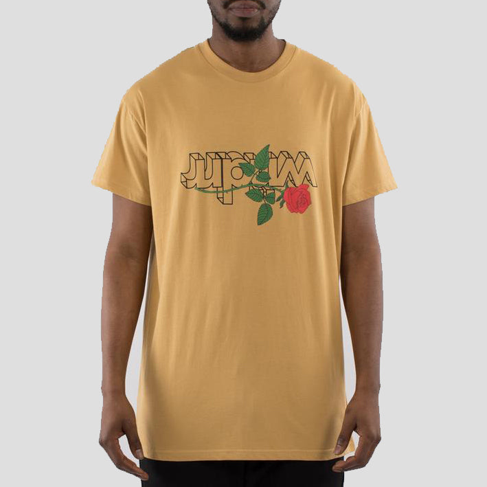 WNDRR Thorn Tee - Tan - Forestwood Co