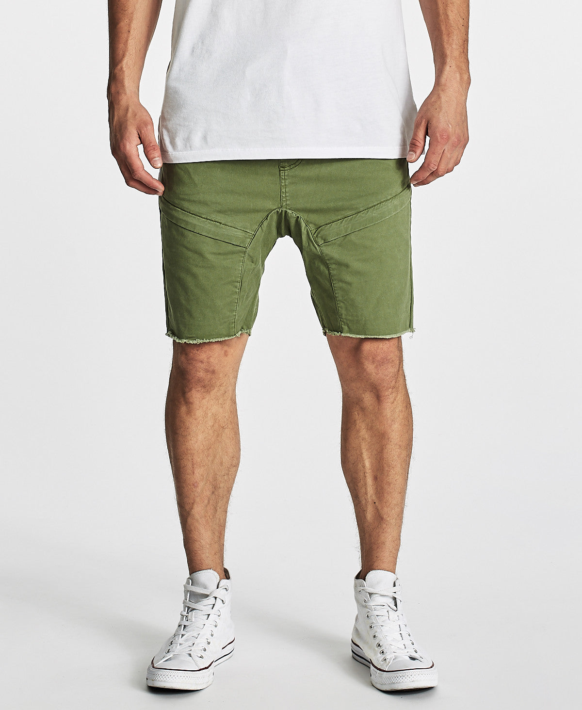 KSCY Trooper Short - Sea Green - Forestwood Co