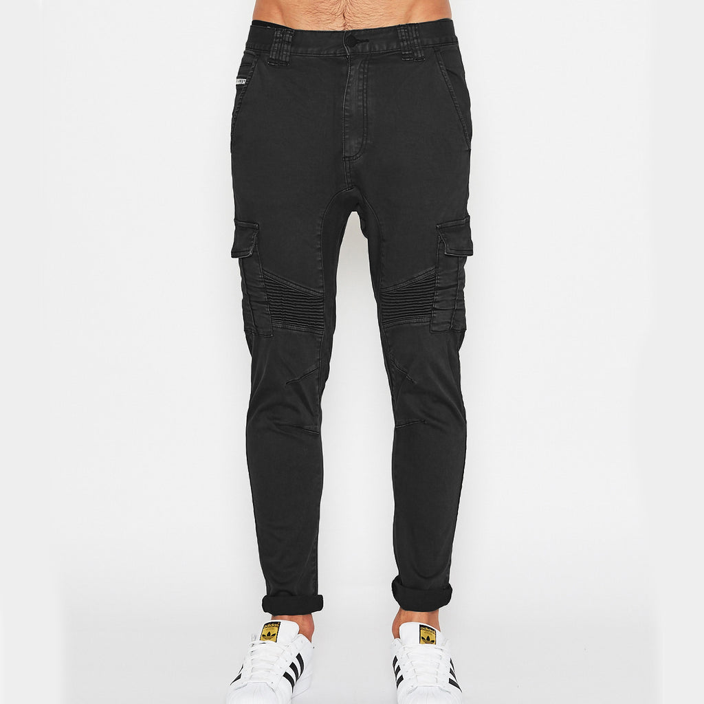 NxP Typhoon Pant - Washed Black - Forestwood Co