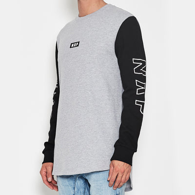 NxP Ultimate Choice Curved Hem Crewneck - Forestwood Co