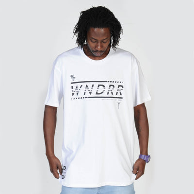 WNDRR Venice Tee - White - Forestwood Co