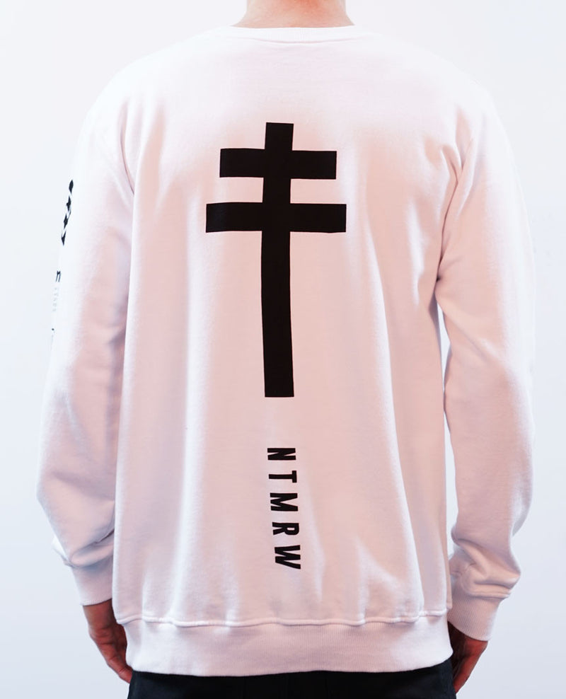 No Tomorrow Worship Crewneck - Forestwood Co