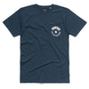 Afends Yub Pocket Tee - Navy - Forestwood Co