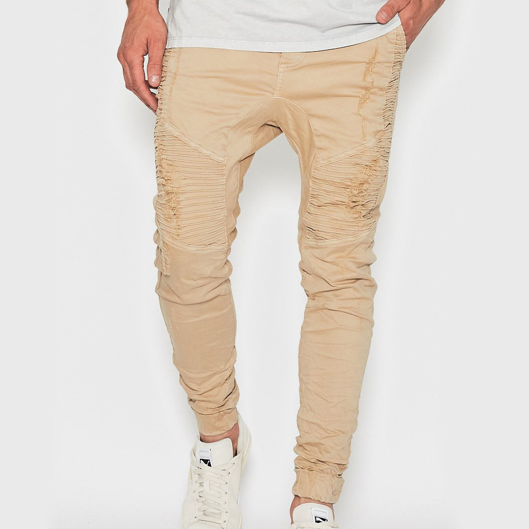 KSCY Zeppelin Pants - Overdyed Sand - Forestwood Co