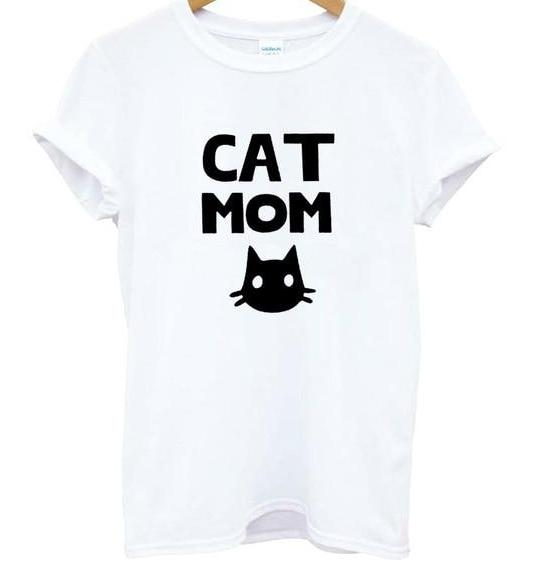 4c70742f6 ... Load image into Gallery viewer, Cat Mom Tee - Purrfurred Cat Shop ...