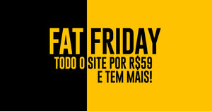 Regulamento da Fat Friday
