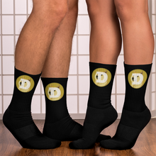 Load image into Gallery viewer, Dogecoin sockes