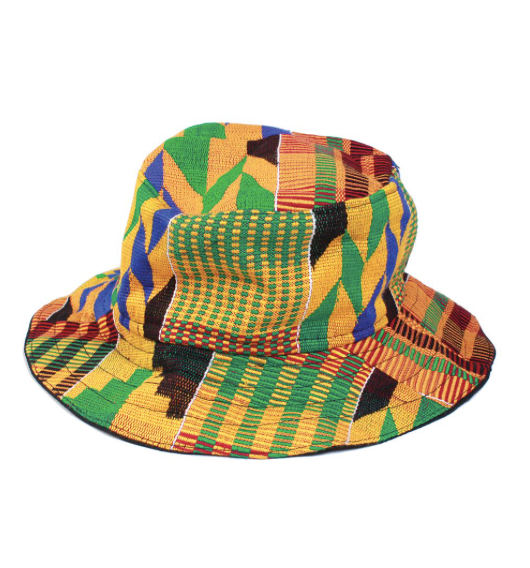 Tropical africa festival hat