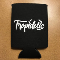 Tropidelic Can Coozie - Black