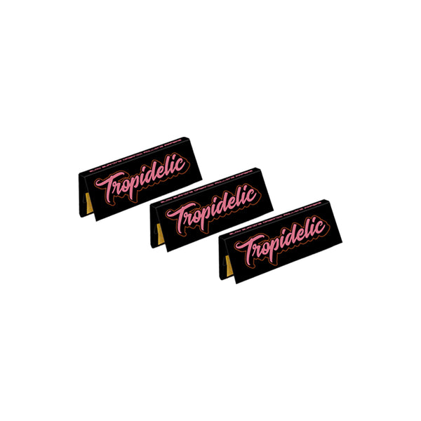 Tropidelic Rolling Papers (3 Pack)