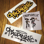 Tropidelic Stickers