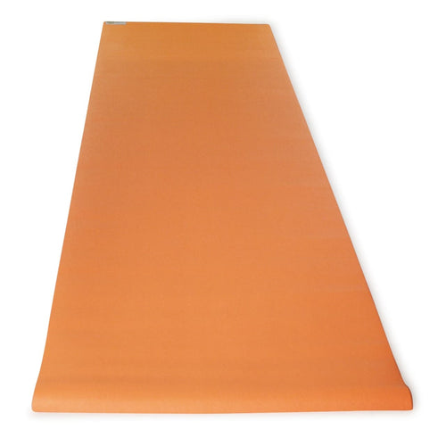 Yogamatte orange PVC