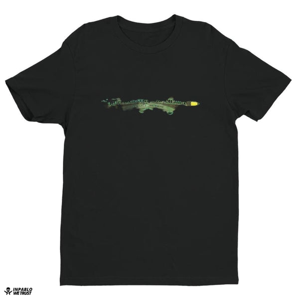 Ipwt Dollar Bullet Men Tee - Black / Xs