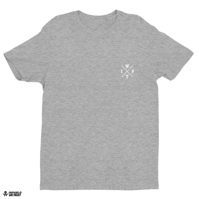 Ipwt Mason Men Tee - Heather Grey / Xs