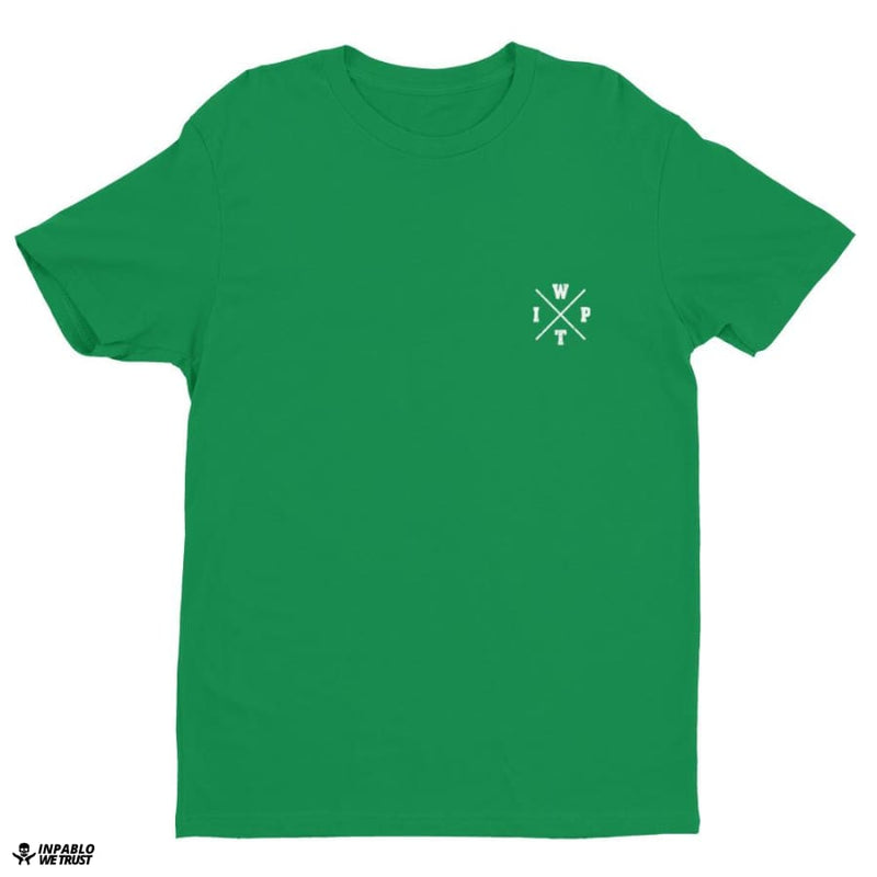 Ipwt Mason Men Tee - Kelly Green / Xs