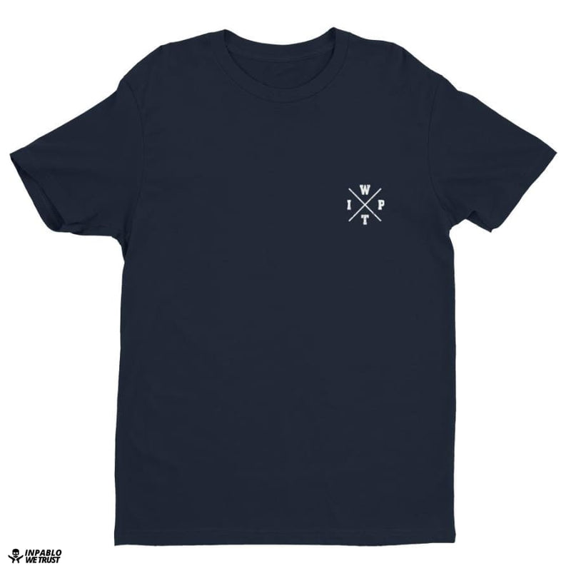 Ipwt Mason Men Tee - Midnight Navy / Xs